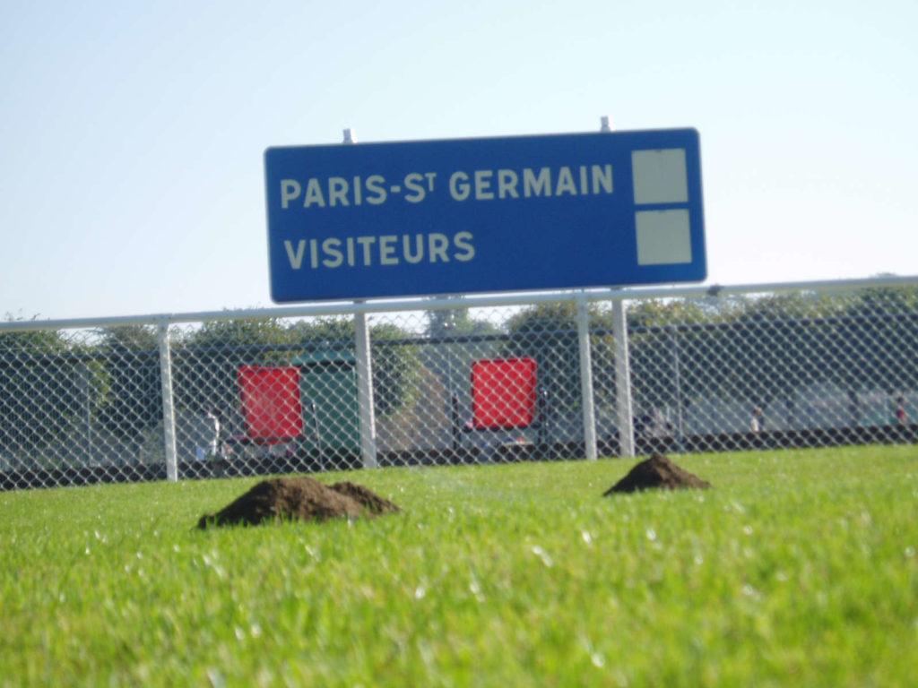 Stade du Paris Saint-Germain